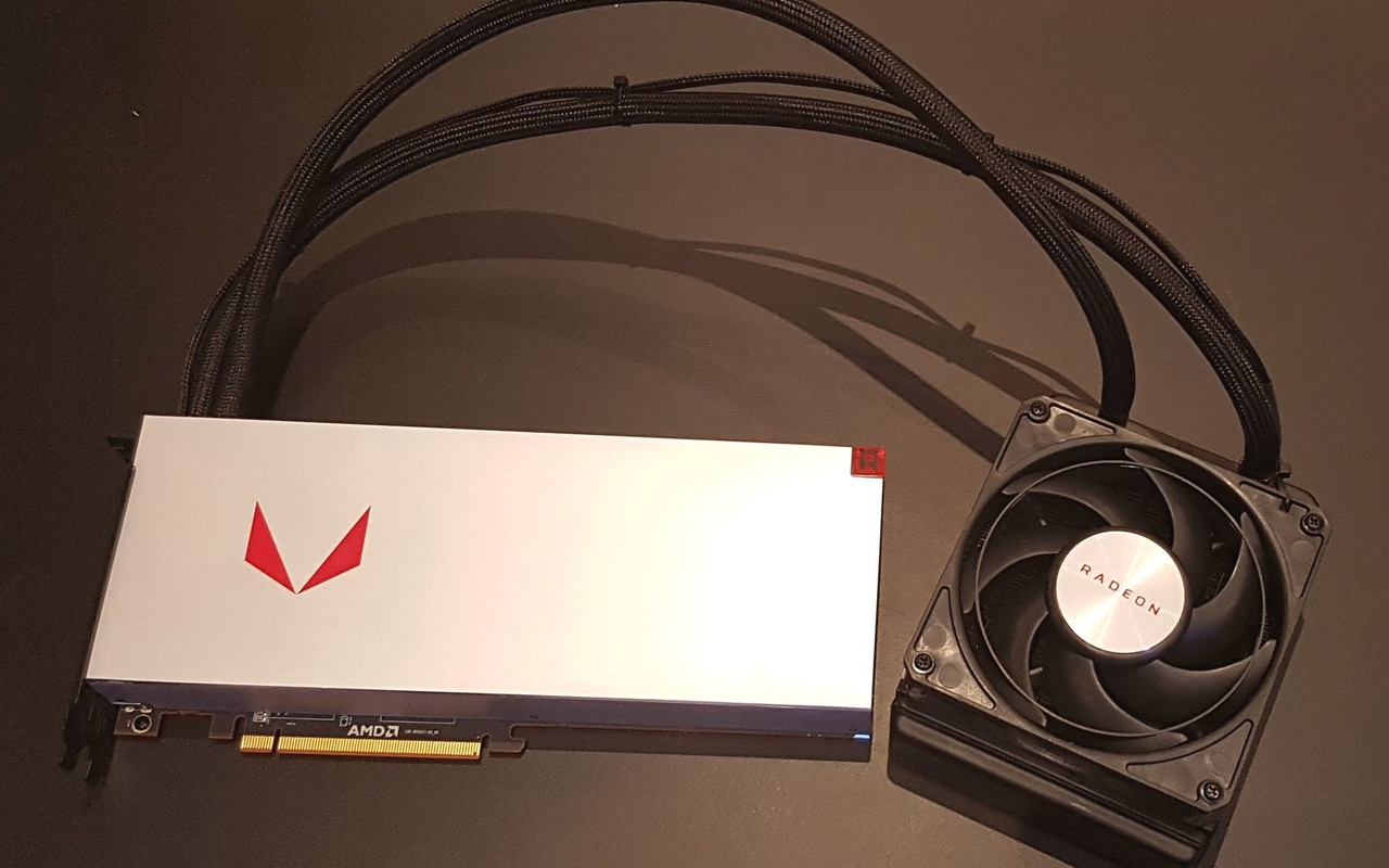 AMD Radeon RX Vega64