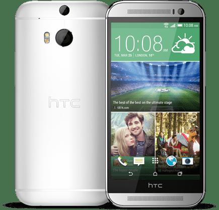 HTC One M8s Zilver