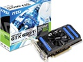 Nvidia GeForce GTX 650 Ti Boost MSI