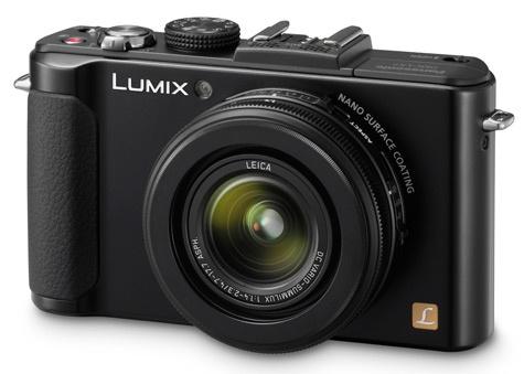 Panasonic Lumix LX7 Inleiding