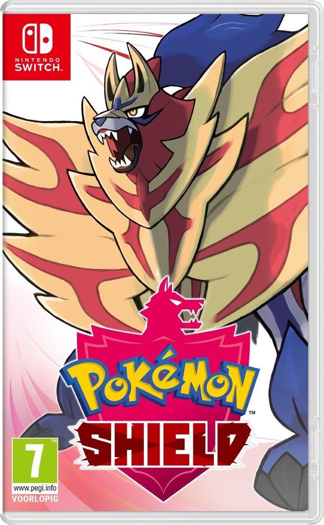 Pokémon Shield, Switch