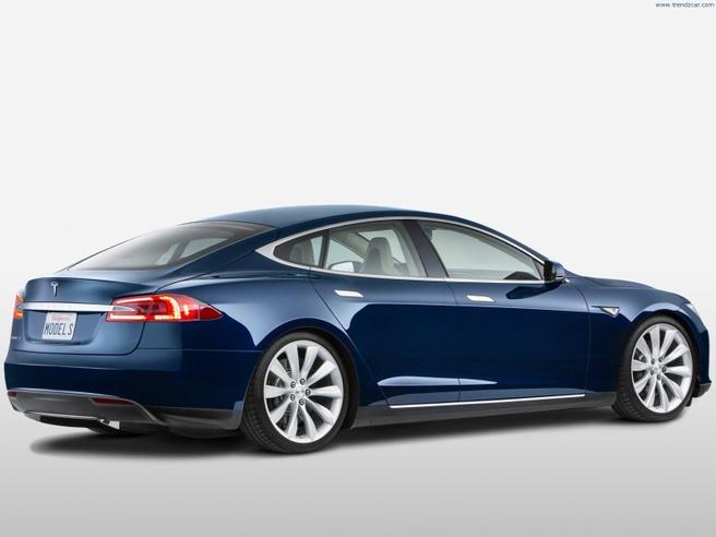 Tesla Motors Tesla Model S
