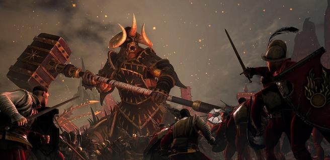 Total War Warhammer Chaos Warriors