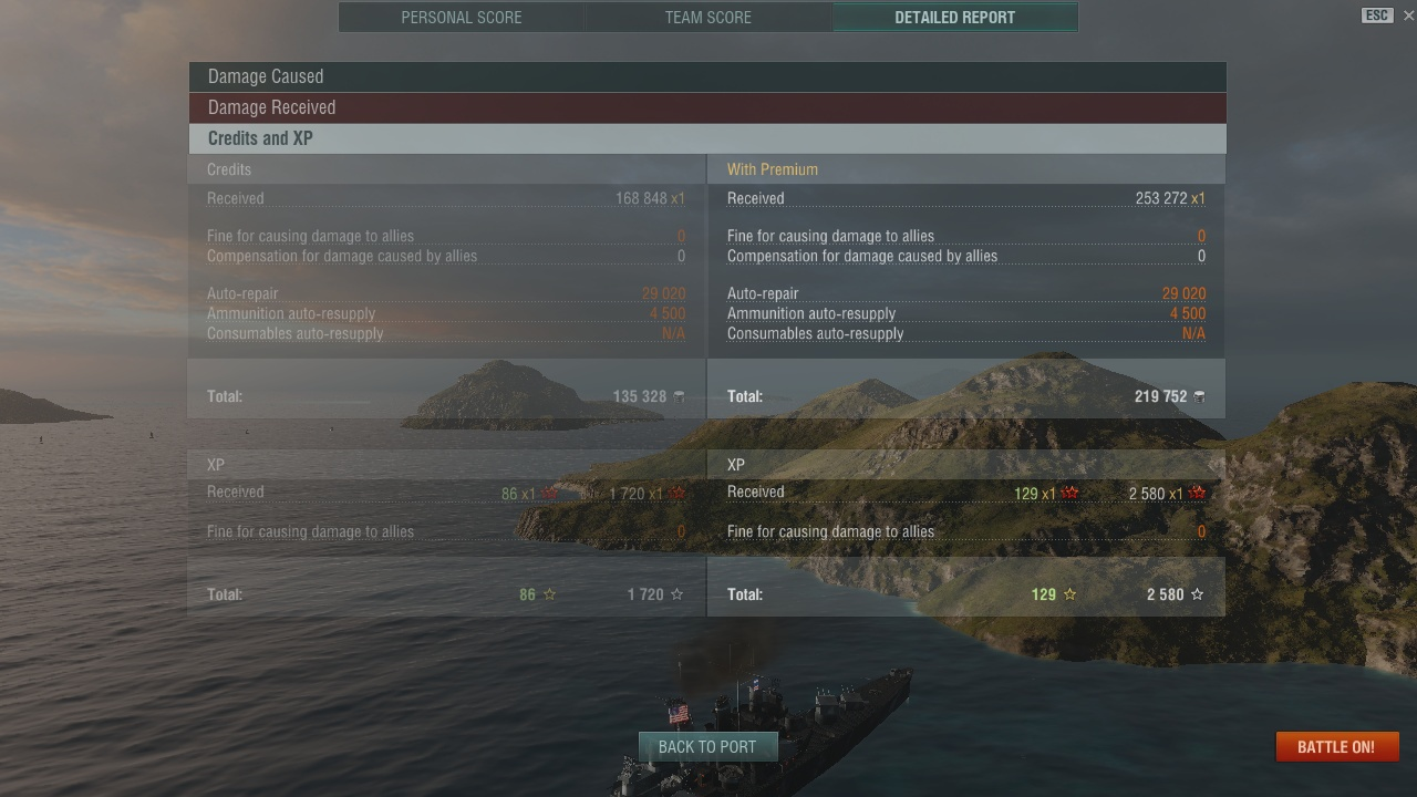 MMO] World of Warships Shooters GoT