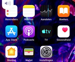 iOS 13: volume