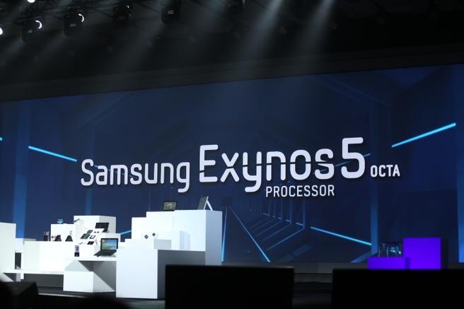 Samsung Exynos 5 Octa CES 2013