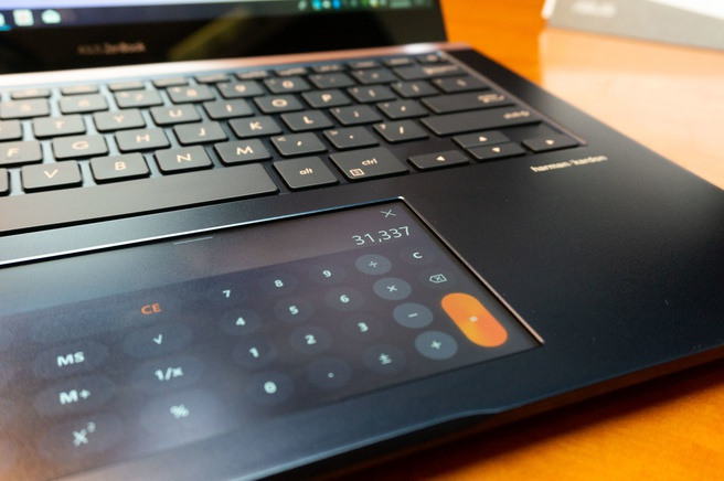 Asus Zenbook Pro UX580 en UX480