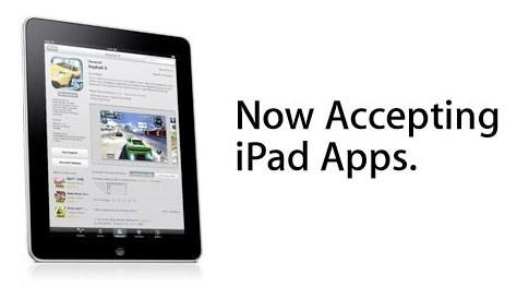 iPad App aanmelding