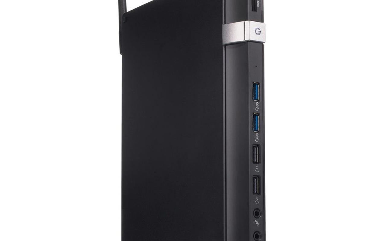 Eerste productfoto's van Asus EB1037 nettop.