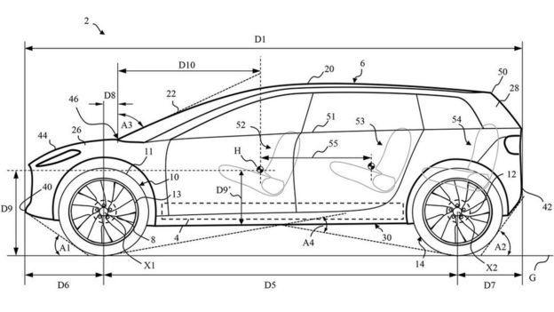 Dyson auto patent