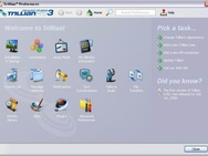 Trillian Pro 3.0 screenshot (resized)