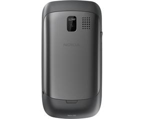 Nokia Asha 302 Grijs