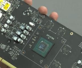 GTX 1050 Ti PCB