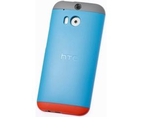 HTC Double Dip Hard Shell HC V940 One (M8) Blue/Green