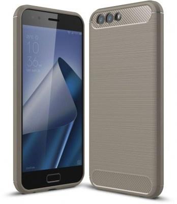 qMust Asus Zenfone 4 ZE554KL Rugged TPU Case - Grijs