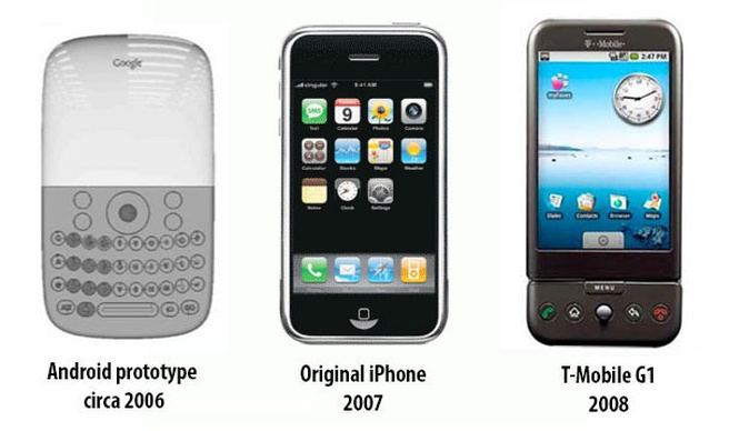 Android Prototype 2006