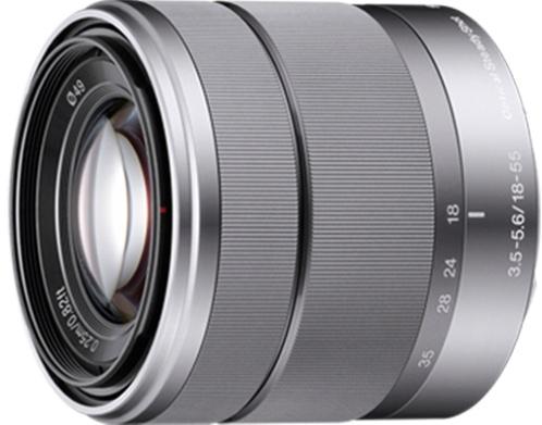 Sony SEL1855 - E 18-55mm F3.5-5.6 OSS