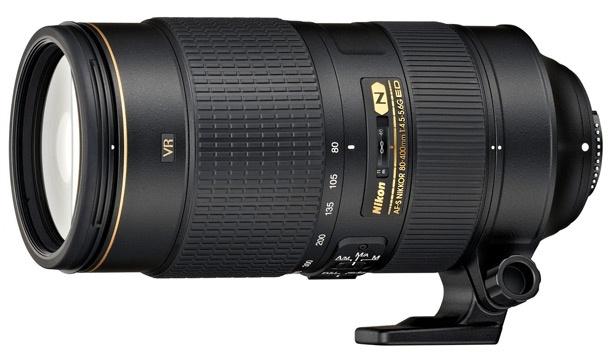 Nikon AF-S Nikkor 80-400mm VR nieuwe versie 610px