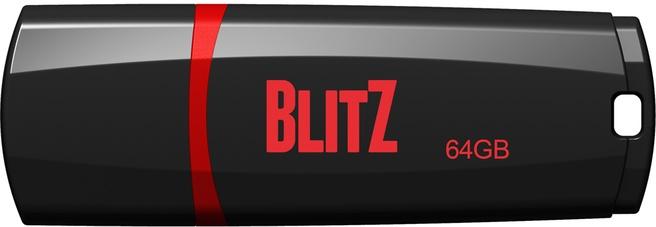 Patriot Memory Blitz USB 3.1 Gen.1 64GB Zwart