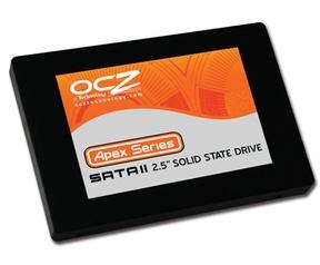 """OCZ Apex Series SATA II 2.5"""" SSD"""