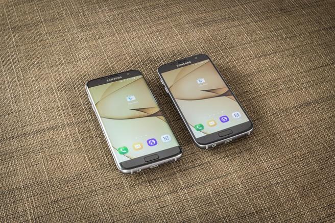 Galerij Galaxy S7