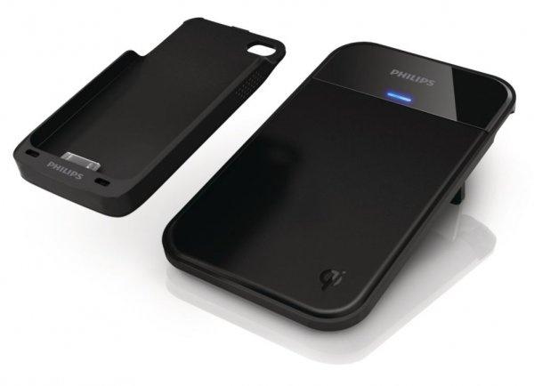 Philips Pakket voor draadloos opladen (Qi standaard) (Apple iPhone 4(S))