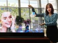 Samsung Transparant Display