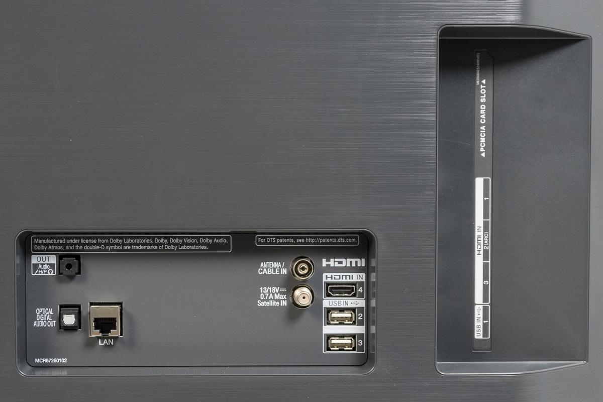 LG C8 hdr-oled-tv Review - Tweakers