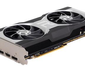 AMD Radeon RX 6700 XT referentiekaart