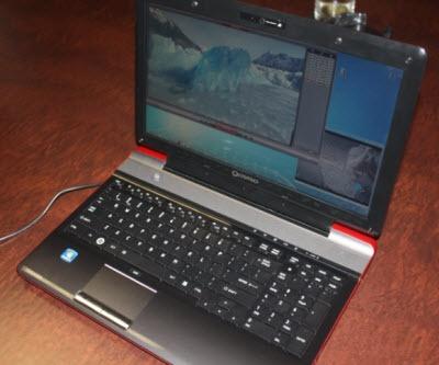Toshiba 3d-laptop