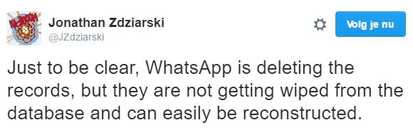 zdziarski whatsapp