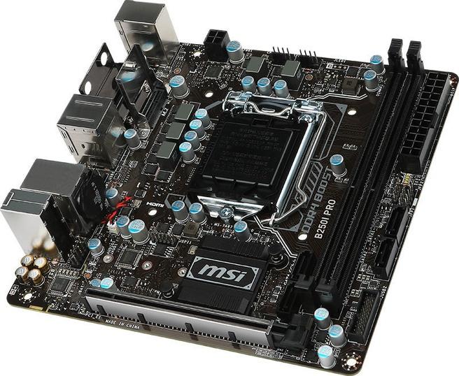 MSI B250I PRO (B250I PRO)