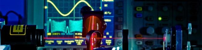 University of Surrey laser