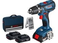 Bosch GSR 18-2-LI Plus + Accupack