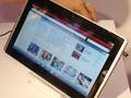 Eee Pad met Opera browser