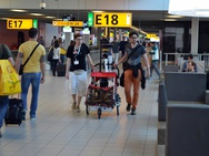 Spencer, tests met Human Interaction Robot voor KLM