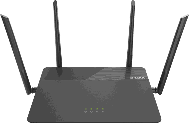 D-Link EXO AC1900 MU-MIMO Wi-Fi Router DIR-878