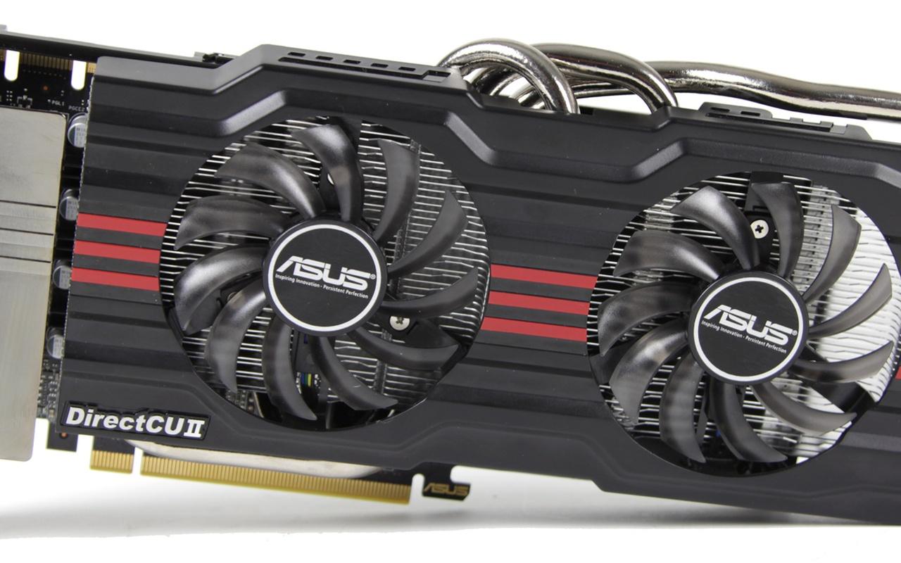 Asus Geforce GTX 660 Ti DirectCU II TOP
