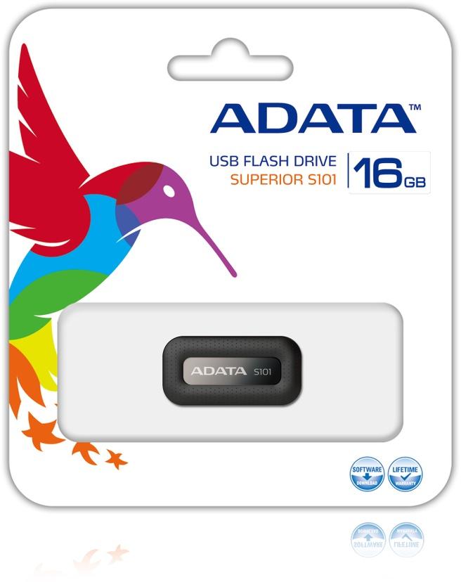 Adata Superior S101 16GB Zwart