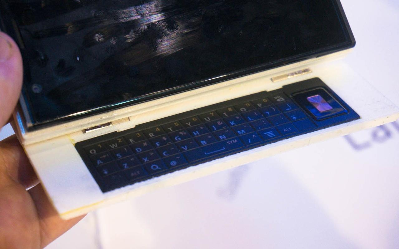 Other Half voor Jolla met qwerty-toetsenbord