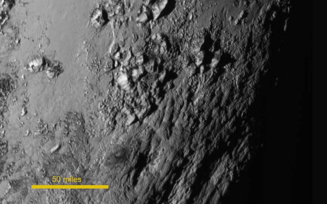 New Horizons: Pluto
