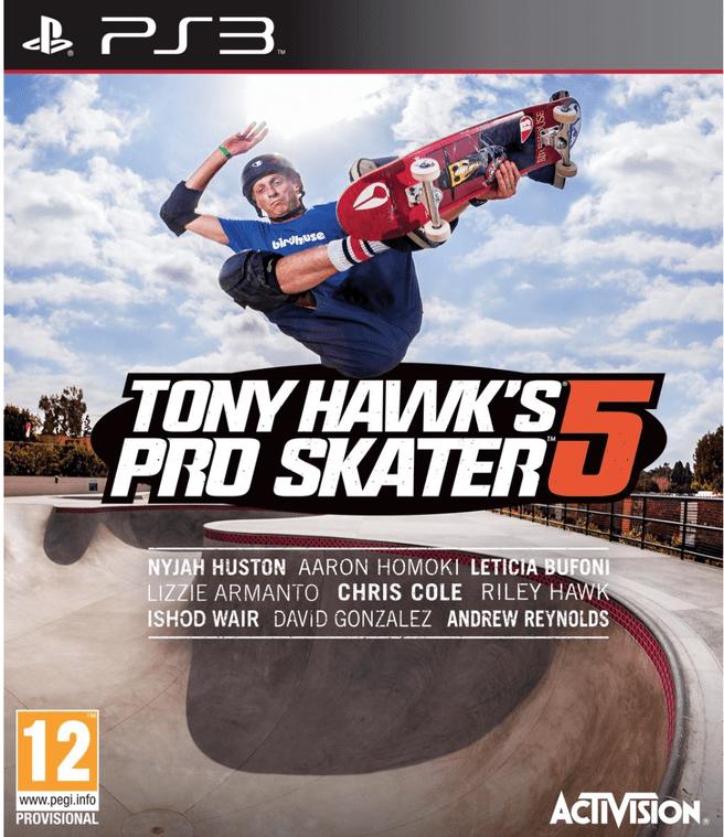 Tony Hawk's Pro Skater 5, PlayStation 3