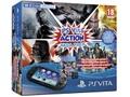 Goedkoopste Sony PlayStation Vita (2014) + Action Mega Pack Download Voucher + 8GB Memory Card Zwart