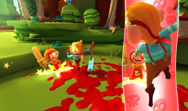 Fairytale Fights