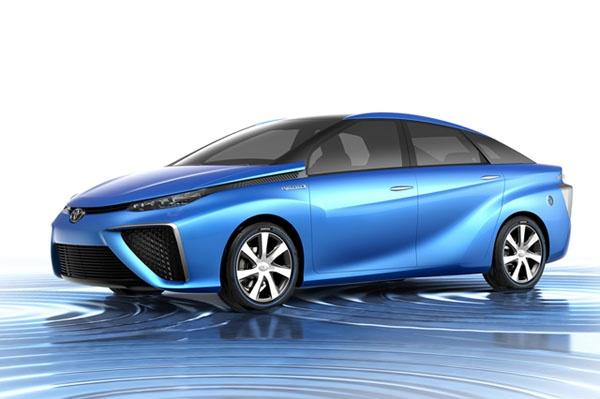 Toyota FCV Concept
