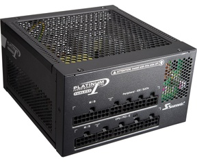 Seasonic Platinum Series 520 Watt Fanless