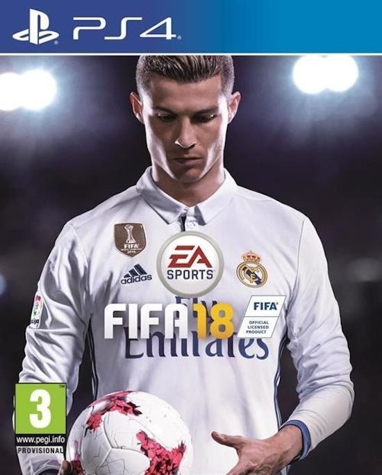 FIFA 18, PlayStation 4