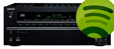 Onkyo Spotify TX-NR609