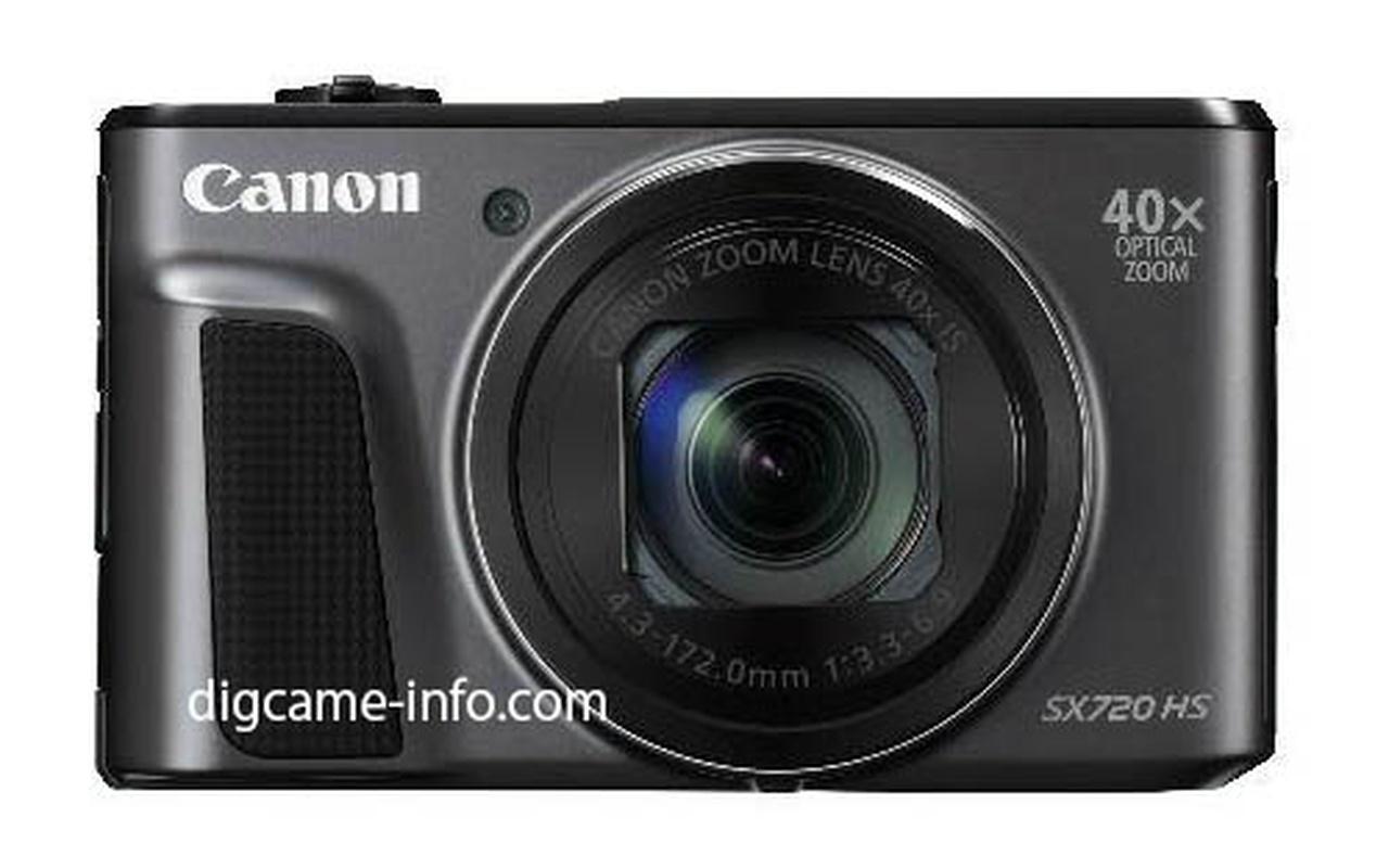 Canon PowerShot G7 X Mark II en SX 720HS