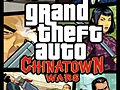 GTA Chinatown Wars voor PSP